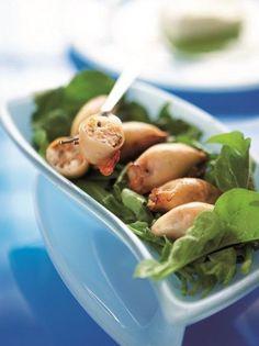 Καλαμάρια γεμιστά με φέτα - www.olivemagazine.gr