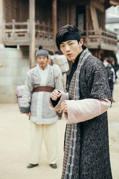 "Ji Soo Is Ready To Fight In New ""Scarlet Heart: Goryeo"" Still + New Character Description"