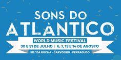 Lagoa hosts Sons do Atlântico - world music festival - all concerts are free! http://www.mydestinationalgarve.com/events/sons-do-atlantico-world-music-festival-carvoeiro
