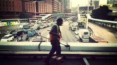 紅隧. 工人