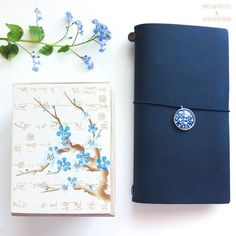 Finally got my hands on a Midori travelers notebook Blue Edition...its on its way to me now! I CANNOT wait!