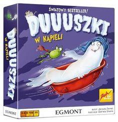 Egmont, gra rodzinna Duuuszki w kąpieli-Egmont