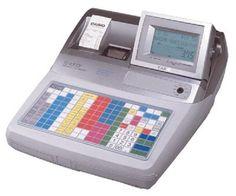 Casio Cash Registers TE4500F TE-4500F POS Point of Sale #casio