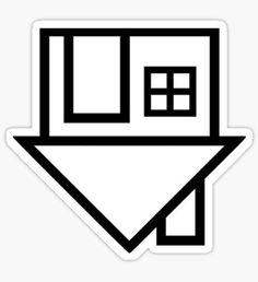 The Neighbourhood Logo Sticker