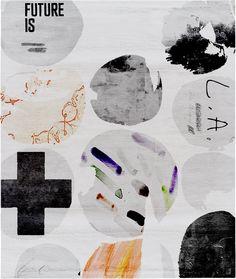 CIRCLES | HENZEL STUDIO – Contemporary Art Rugs