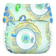Flip Diapers Potty Training Kit 1 trainer + 3 organic cotton pads