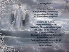 Serenity Prayer Background - Serenity Prayer Wallpaper Free