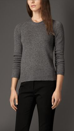 KNIT SWEATER-Sweaters-Knitwear-WOMAN | ZARA Spain | Women Clothes ...