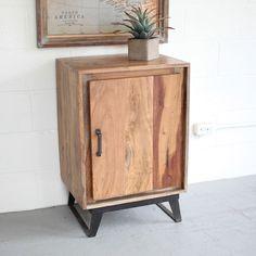 Single Door Side Cabinet - Dot & Bo