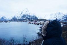 Lofoten Norwegen   Reine