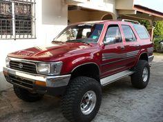 Toyota 4runner '94 Evolution! - 4x4Panama.com / Donde nace el Off Road en Panamá