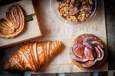 Tom's Kitchen - Tom Aikens - Photography by David Griffen Fish Salad, Fish Dishes, Homemade Cakes, Bread Baking, Deli, Food Photography, Treats, Snacks, Tom Aikens