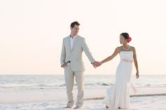 handmade beach wedding | Rustic White Photography