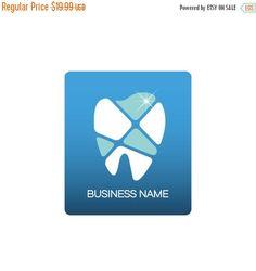 Logo Dentist Tooth