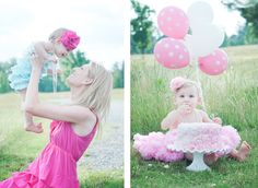 1st birthday shoot.