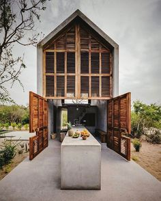 The Puerto Escondido Concrete House. Full story in the Uncrate app.