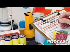 [PODCAST]+196:+How+to+Prepare+for+an+Emergency+-+Part+2