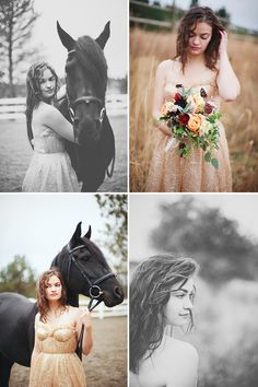 Styled Shoot by Rebecca Hollis   Magnolia Rouge