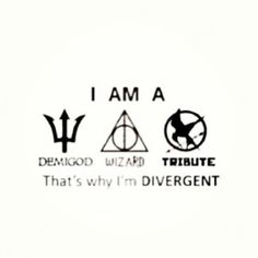 These are literdly all the can come I support hunger games,percyj ackson,harry potter,and divergent