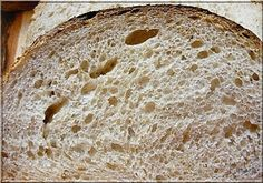 Limara péksége: Sörkovászos kenyér