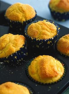 muffin salati al mais