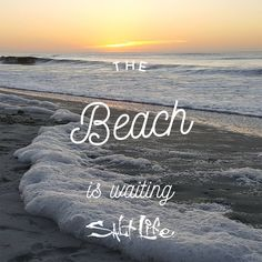 Shop Salt Life's beach clothing shop for boardshorts, decals, and apparel. Beach-goers wear the Salt Life brand and proudly display our stickers. Sunset Beach, Ocean Beach, Beach Bum, Ocean Quotes, Beach Quotes, Beach Vacation Quotes, Summer Quotes, Need A Vacation, Kitesurfing