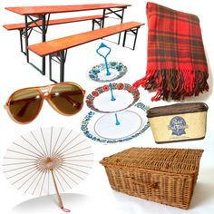 Life's a picnic! We've got all the goods you need to get out and about this weekend! #krrbsdayout
