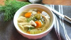 Traditional Jewish chicken soup is loved for its golden broth full of nutrientsto revive you right out of your sick bed! Instant Pot and stovetop instructions