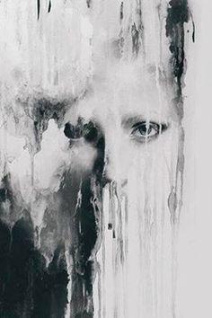 El viento y la lluvia me borraron como a un fuego, como a un poema escrito en un muro. Alejandra Pizarnik