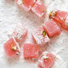 Turks fruit met pistachenoten - recept - okoko recepten
