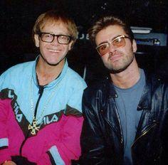 George and Elton