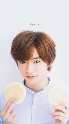 Yuri Chinen from Hey! Say! JUMP
