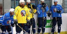 Suchá příprava je minulostí, hokejisté Plzně už dřou na ledě