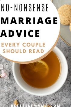 This no-nonsense advice is the best marriage advice ever and you definitely want to read it. These tips and truths are sure to help you make improvements to your marriage and you can start right now!