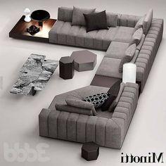75 Amazing Modern Sofa Design Ideas that You Never Seen Befo.- 75 Amazing Modern Sofa Design Ideas that You Never Seen Before 17 75 Amazing Modern Sofa Design Ideas that You Never Seen Before 17 - Corner Sofa Design, Living Room Sofa Design, Home Room Design, Living Room Modern, Bed Design, Living Room Designs, Modern Sofa Designs, Sofa Set Designs, Sofa Furniture