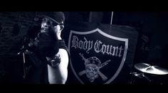 Body Count divulga clipe do primeiro single de Manslaughter