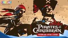 Dead Men Tell No Tales… …at least that's what the latest of the Pirates of the Caribbean movies will tell you. If you'd been listening closely enough, though, Disney has bee… Treasure Maps, Pirate Life, Jack Sparrow, Dead Man, Pirates Of The Caribbean, Disney S, Costumes, Costume Ideas, Some Fun