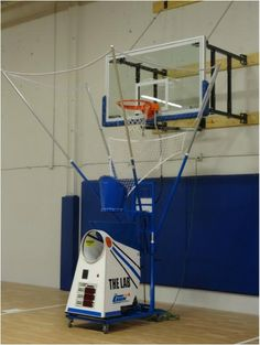 How many shots can you get off in 30minutes on our 8000 Series Shooting Machine? http://www.rockballlab.com/facility--equipment.html