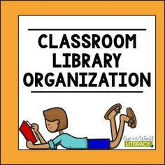Classroom Library Organization - Out of this Word Literacy Library Organization, Becoming A Teacher, I Work Hard, Out Of This World, Literacy, Helpful Hints, Student, Teaching, How To Plan