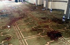 Arena of death: How Islamist terrorists slaughtered 305 | Daily Mail Online