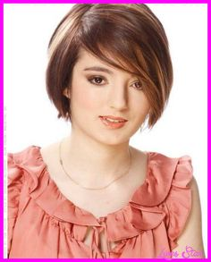 cool Short hair cuts for young woman