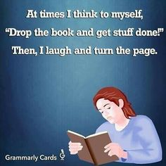 Bookworm humor | Book lovers humor | Book love | Reading | Books