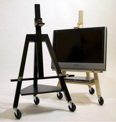 Wissman TV Wand Halter Art112 Wohnzimmer Fernseher Und