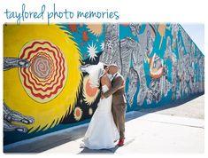 Photo Shoot in Downtown Las Vegas | Las Vegas Wedding | Taylored Photo Memories