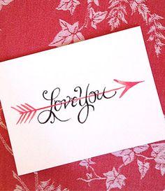 Inslee by Design Love Note #Valentines