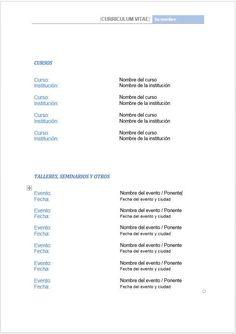 Formación académica en Hoja de Vida Resume Template Free, Templates, Types Of Resumes, Personality Profile, Leaf Template, Modern Living, Names, Leaves, Stairway