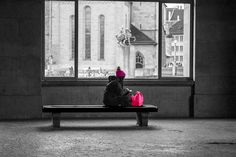 Fifteen minutes in Zürich Pink Lady, Switzerland, Street Photography, Photos, Character, Collection, Art, Spaces, Art Background
