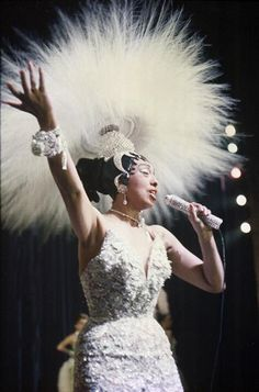 Josephine Baker, wore Caribbean-style costumes from her early days as a singer and dancer in Paris.