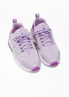 & Other Stories image 2 of Nike Air Huarache Run Ultra in Light purple