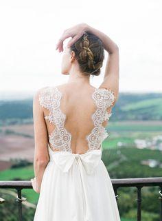 Truelle Bridal Gowns 2016 Look Book   Wedding Sparrow   Blush Wedding Photography